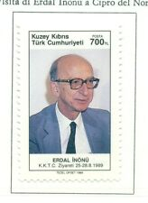 EVENEMENTS - EVENTS NORTHERN CYPRUS 1989 Turkish Politician Visit