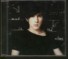 PATRICK WOLF Wind In The Wires 2005 CD ALBUM FREE WW SHIPPING