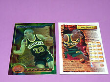GARY PAYTON SEATTLE SUPERSONICS HOLOCHROME FINEST TOPPS 1994 NBA BASKETBALL CARD