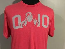 Ohio State Michigan Rivalry Shirt Coach Whine T-Shirt New Vintage Soft Feel XL