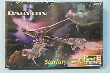Babylon 5 Starfury Mk 1 By Revell 1:72 Scale Model OOP