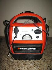 REDUCED PRICE:  Black & Decker 300 Amp Jump-Starter/Inflator / Model: JU300CB