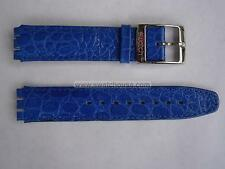 SWATCH LEATHER STRAP x SPECIAL AUTOMATIC TRESOR MAGIQUE - SAZ101 - 1993 - NEW