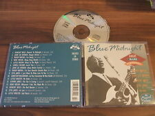 Blue midnight, great blues performers, CD