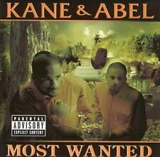 Kane & Abel: Most Wanted Explicit Lyrics Audio Cassette
