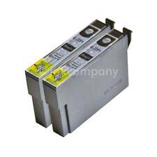 2 kompatible Druckerpatronen black für Drucker Epson SX425W SX430W SX435W
