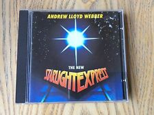 Andrew Lloyd Webber, The New Starlight Express Cd! Look At My Other Items!