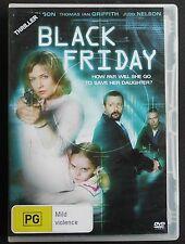 Black Friday (DVD, 2008)   Region 4                                       (1093)