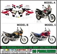 kit adesivi stickers compatibili xrv 750 africa twin rd 07 1996