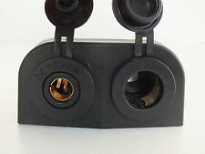 Merit & 12V Cigarette Power Socket Surface Mount for Car 4x4 Camper Boat Tinnie
