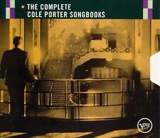 The Complete Cole Porter Songbooks [Box] by Various Artists (CD, Oct-1993, 3...