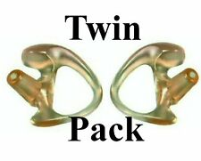 Gel Ear Mould Insert TWIN PACK Large Left and Right MTH800 Sepura Security