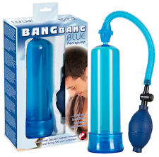 Bang Bang Blue - Pompa terapeutica manuale economica per sviluppare il pene