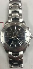 Tag Heuer CJ1110.BA0576 Quartz Chronograph Swiss men's watch