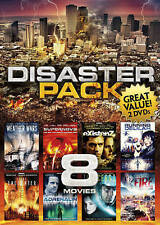 8-Movie Disaster Collection [Import] DVD
