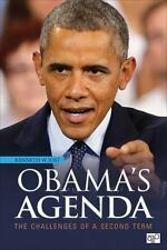 Obama's Agenda: The Challenges of a Second Term by Jost, Kenneth