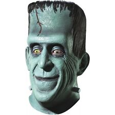 Herman Munster Mask Costume Accessory Mens The Munsters Frankenstein Halloween
