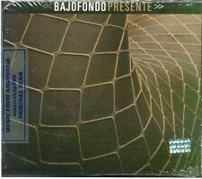 BAJOFONDO PRESENTE SEALED CD NEW 2013