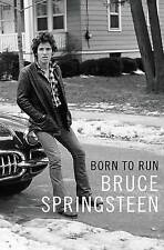 Born to Run by Bruce Springsteen NEW! (Hardback, 2016)