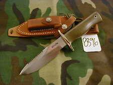 RANDALL KNIFE KNIVES NEW 2011 FULL TANG C.C.,ST,NS,GM  #8396