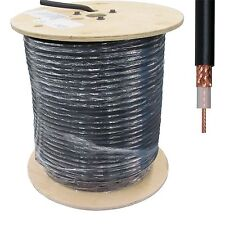RG213 XS66 MIL-SPEC Low Loss 50 Ohm COAX Feeder Cable ham radio per meter