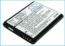 3.7 v Batería Para Blackberry bat-34413-003, acc-39508-301, acc-39508-201 Li-ion