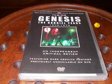 Genesis - Inside Genesis: the Gabriel Years 1970 - 1975   Dvd ..... Nuovo