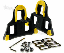 2x Cycling Road Bike Self-locking Pedal Cleats Fit For Shimano SM-SH11 SPD-SL