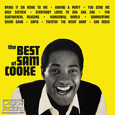 Sam Cooke - The Best Of Sam Cooke CD