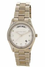 Michael Kors Women's Colette Stainless Steel Bracelet Watch 34mm NIB