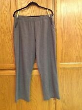 White Stag Brand- Gray Active Pants- Women/18-20- Very Nice!