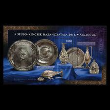 Hungary 2014 - Seuso Treasures Art  - MNH