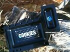 Berner Cookies Harvest Club NEW Premium Black Rolling Tray w Removable Section!