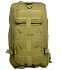 30L Military Tactical Backpack Oxford 3P Waterproof Sport Bag Camping Hiking New