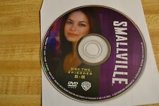 Smallville Third Season 3 Disc 2 Replacement DVD Disc Only