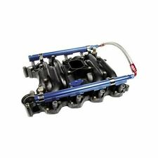 Professional Products Fuel Rail Aluminum Blue Anodized Ford 4.6L Kit 10603