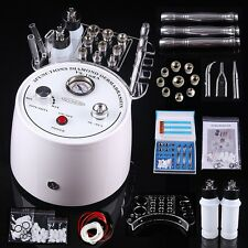 3in1 SUCTION DIAMOND MICRODERMABRASION DERMABRASION PEEL MACHINE BEAUTY VACUUM V