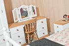 SOLID PAINTED BEDROOM FURNITURE   CHEST OF DRAWERS   BED   WARDROBES   HANDMADE