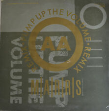 "MARRS - PUMP UP THE VOLUME (REMIX) 12"" MAXI LP (R100)"