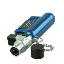 Jet Torch Windproof Cigar Cigarette Refillable Butane Gas Lighter AM-136 Gift Z2