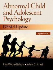 Abnormal Child and Adolescent Psychology with DSM-V Updates Plus NEW MySearchLab