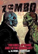 Zombo: You Smell of Crime and I'm the Deodorant!, Henry Flint, Al Ewing, Very Go