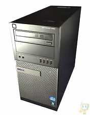 Dell OptiPlex 990 MT Computer PC Core i5-2500 3,30 GHz 8 GB-Ram 320 GB-HD DVD/RW