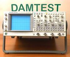FLUKE PM3384B 100MHz combiscope oscilloscope FRESH CAL oscilloscopio