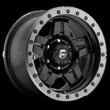 FUEL  18 x 9 Anza Car Wheel Rim 5x5.0  Part # D55718907350