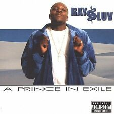 CD Prince in Exile - Luv, Ray