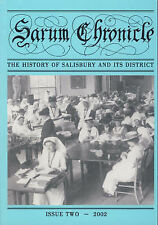 History Of Salisbury And Its District  9780946418091