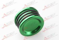 GREEN ANODIZED ALUMINUM RACING CAM/CAMSHAFT SEAL FOR HONDA B16 B18 B20 H22 H23