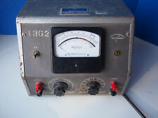 VERY RARE DECIBLE METER made by SPERRY GYROSCOPE, NY
