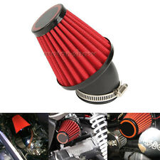 42mm Red Motorcycle Air Intake Filter 45 Degree Bend for GPZ1100 KZ1000 GS1000